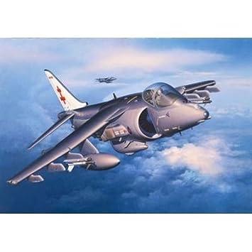 Revell 04581 - Maqueta de avión Harrier GR Mk 7/9 (escala 1 ...