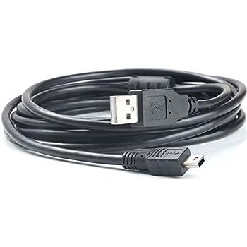 uc-e19 uc-e5 uc-e4 Mini USB cable de datos para Nikon d300s reemplaza: uc-e15 1 metros