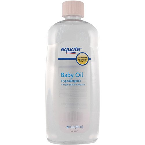 Equate Baby Oil, 20 fl oz (1)