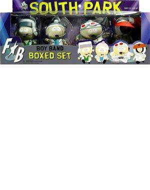Mezco South Park Boy Band Deluxe Set