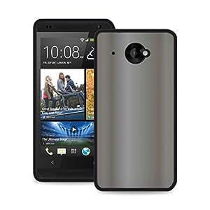 Puro HCDES816CLEARBLK funda con tapa para HTC Desire 816-negro