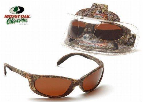 Mossy Oak Obsession Polarized Camo Hunting Sunglasses O