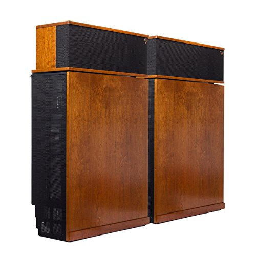 Photo Klipsch Heritage Klipschorn Speaker Pairs (Cherry)