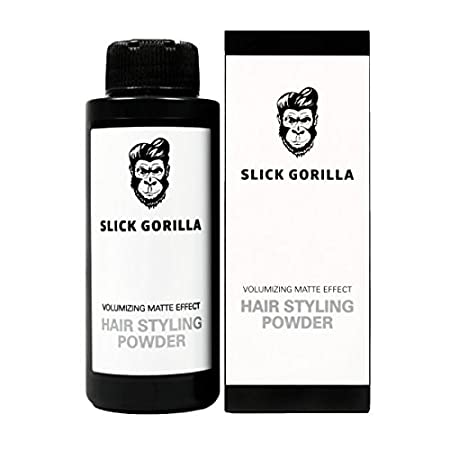 new products 97fa0 51f10 Amazon.com   Slick Gorilla Hair Styling Texturizing Powder 0.70 Ounce (20g)    Beauty