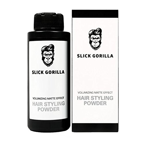 Slick Gorilla Hair Styling Texturizing Powder 0.70 Ounce (20g)