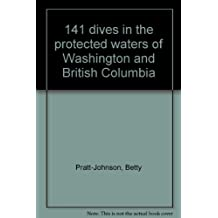 141 dives in the protected waters of Washington and British Columbia