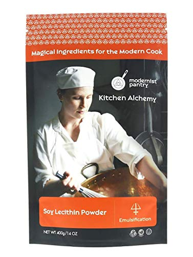 Mighty Fast Herbal Infuser with Modernist Pantry Food Grade Soy Lecithin by High & Mighty (Image #7)