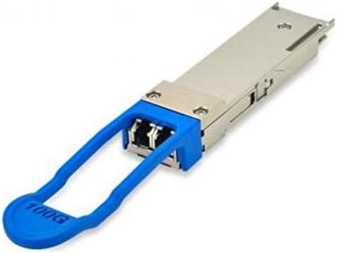 100G long reach QSFP28 LR4 optic module (10km)