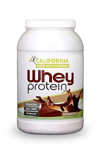 CMWM Whey Protein, Chocolate Flavor 1 Pound