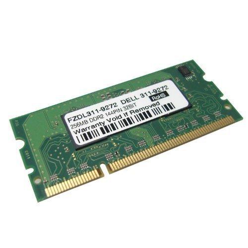 256MB DDR2 144Pin SODIMM Memory for DELL 2135cn MFC Laser Printer Memory DELL P//N 311-9272