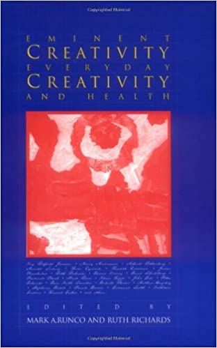 Book Eminent Creativity, Everyday Creativity, and Health (Publications in Creativity Research (Hardcover))