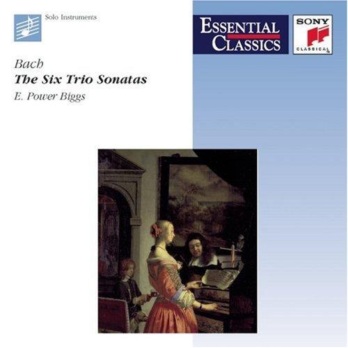 Bach: The Six Trio Sonatas (Essential Classics)