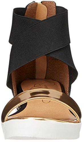 Report Signature Women's Cathrine Wedge Sandal Bronze Ws8K9vD
