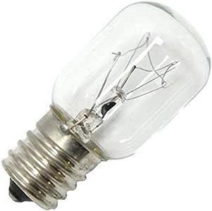2x Light Bulb for Whirlpool WMH31017AB1 Microwave