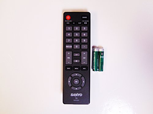 (SANYO NH312UP REMOTE CONTROL FOR FW32D06F)