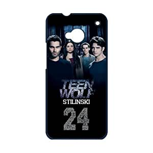 Teen Wolf Charming Live HTC One M7 Perfect Color Match Cover Case for Fans