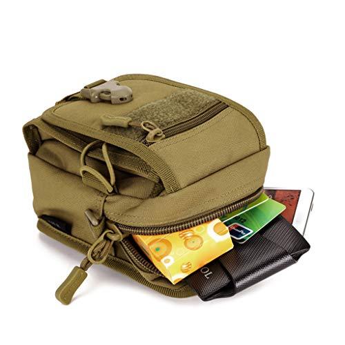 Militaire Taille ACU Pack Tactique Bandoulière à Fanny Ceinture Téléphone Sac Senoow Hommes Pouch Pack Poche 5ZqBRR