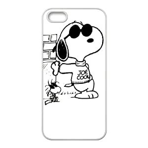 iPhone 4 4s Cell Phone Case White Snoopy kteu