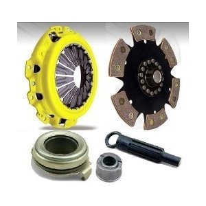 ACT Xtreme Race Single Disc Clutch Kit For Chrysler Conquest -