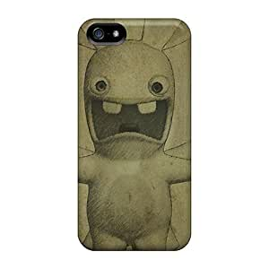 Premium For Iphone 5/5S Phone Case Cover - Protective Skin - High Quality For Rabbid Physics