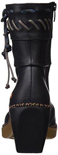 Art 1153 Noir Bottes Black Femme Madrid Classiques memphis TxT6Rrq
