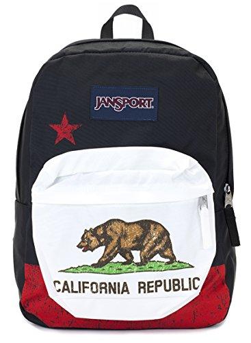 Jansport Superbreak Backpack (california Republic) (Jansport Big Bear)