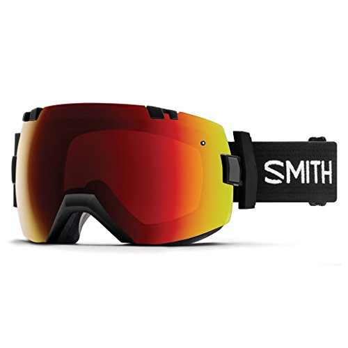 Smith M006579AL996K Masque de Ski Homme, Noir
