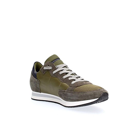 Philippe Model Paris TRLU 1105 Tropez Sneakers Uomo verde