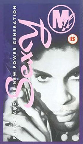 Prince and the New Power Generation: Sexy Mf [VHS] (Prince And The New Power Generation Videos)