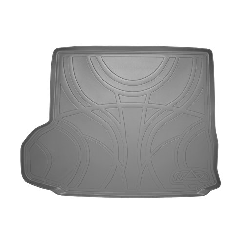 MAXTRAY Cargo Liner for Toyota Highlander (Behind 2nd Row Seat) (2014-2017) (Grey)