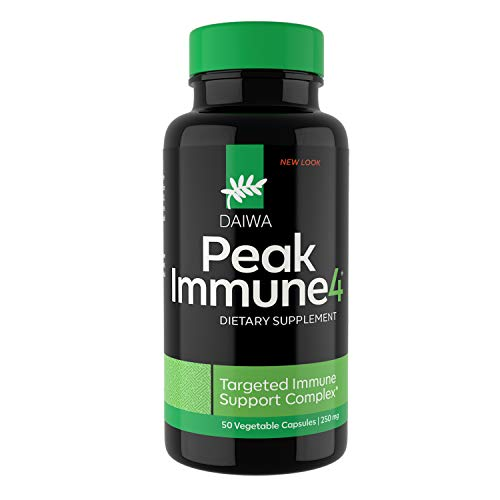 Daiwa Peak Immune 4