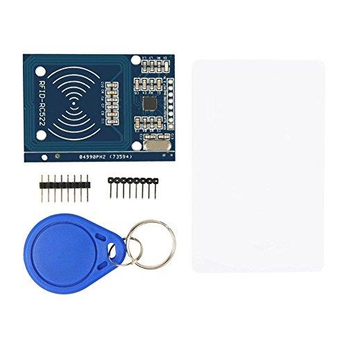 RoseSummer RC522 Card Read Antenna RFID Reader IC Card Proximity MFRC-522 ()