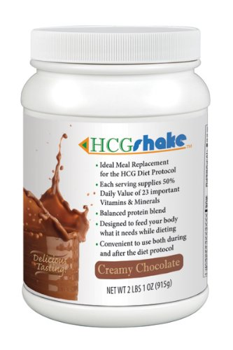 HCG Meal Replacement Shake By J & M Nutrition