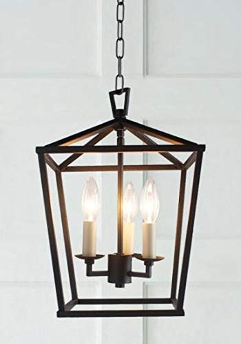 Candle Pendant Light