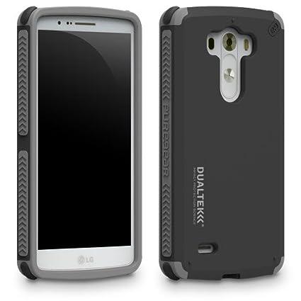 DualTek Extreme Shock Case for LG G3 - Matte Black