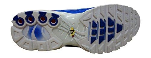Air Uomo Fitness Plus da Txt Blu Azul NIKE Azul Scarpe White Blue Max Racer 4xHqwcda