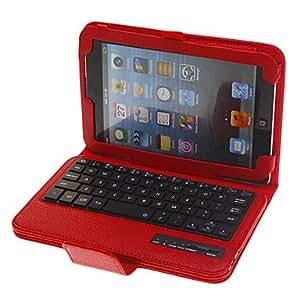 compra Desmontable caja trasera dura con Bluetooth3.0 Teclado para Samsung Nota 8.0