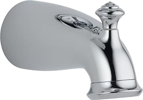 Delta Faucet RP42915 Leland Tub Spout with Pull-Up Diverter, Chrome (Delta Leland Bathtub Faucet)