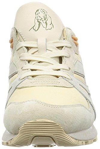 Zapatillas Diadora �?N9000 Colombo beige/gris/verde talla: 43