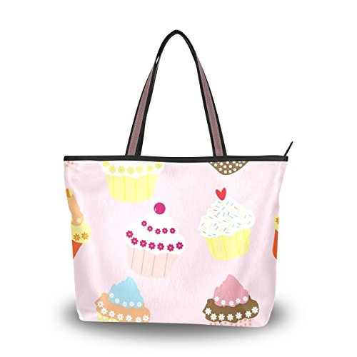 Cupcake Satchel Bag - 7