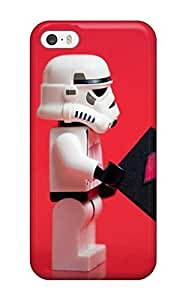 Cute Tpu JohnGWilson Star Wars Case Cover For Iphone 5/5s by icecream design