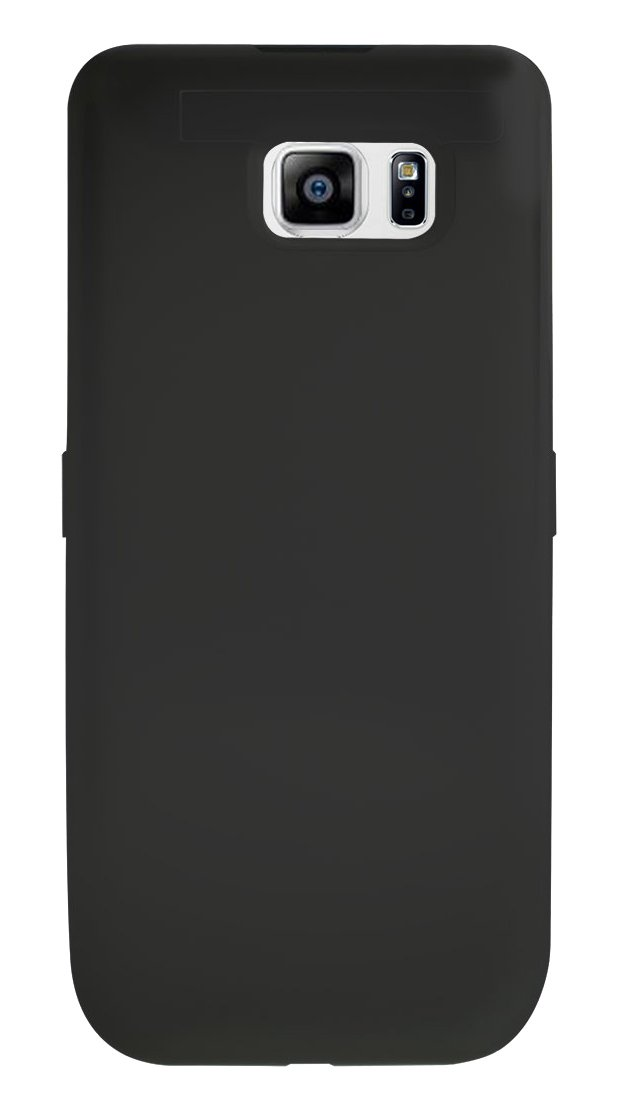 Cellet 5200mAh External Battery Charger Case for Samsung Galaxy Note 5 - Retail Packaging - Black
