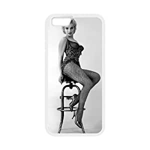 iPhone 6 4.7 Inch Cell Phone Case White Marilyn Monroe gnod