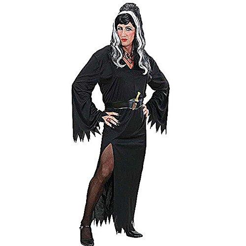 Mens Male Elvira Costume Extra Large Uk 46