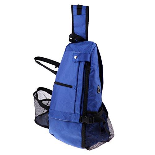 Prettyia High-capacity Yoga Mat Carrier Bag Multi Purpose Crossbody Sling  Backpack 23ab52fdd7288