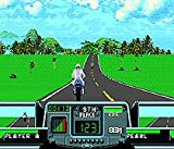 16 bit MD Sega game card---- ROAD RASH