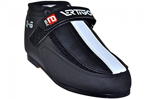 Luigino Vertigo Q-6 Quad Skate Boot Women Size 12