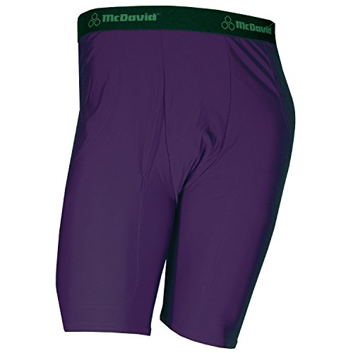 McDavid Classic 750 Adult Pro Model 5 Pocket Girdle Purple 3XLarge by McDavid