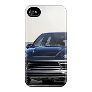 Ultra Slim Fit Hard Favorcase Cases Covers Specially Made For Iphone 6- Porsche Cayenne Vantage Gtr