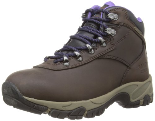 Waterproof 041 Tec Rise de Zapatos V Marrón Dark High Hi Mujer Senderismo Altitude purple Chocolate I IfZwUxxBq